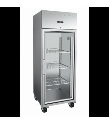 Armoire Réfrigérée Positive 650L - Porte Vitrée