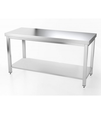 Table Inox - 1400 x 600 mm