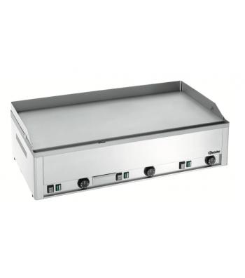 Plancha Lisse Electrique - 9 kW - Matériel cuisine pro