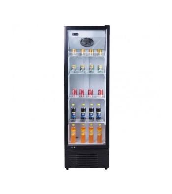 Armoire Réfrigérée 1 Porte Vitrée Battante - 320 L