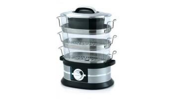 Cuiseur vapeur professionnel : Une cuisson plus diététique !