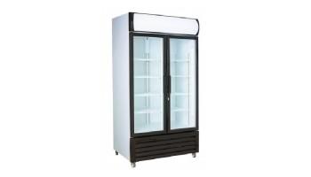 Armoires Réfrigérées Portes Vitrées matériel de cuisine CHR