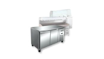 Acheter une table réfrigérée professionnelle