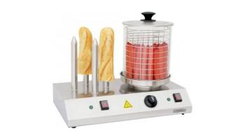 Appareil à Hot Dog - matériel de cuisine professionnel
