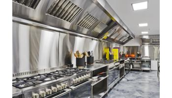 Ventilation matériel de cuisine CHR