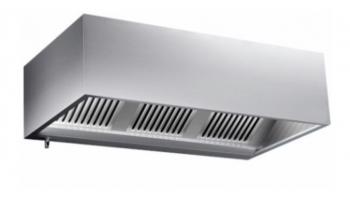 Hotte de Cuisson - Profondeur: 1400 mm - Equipement de cuisine professionnelle