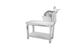 Table Inox - Equipement de cuisine professionnelle